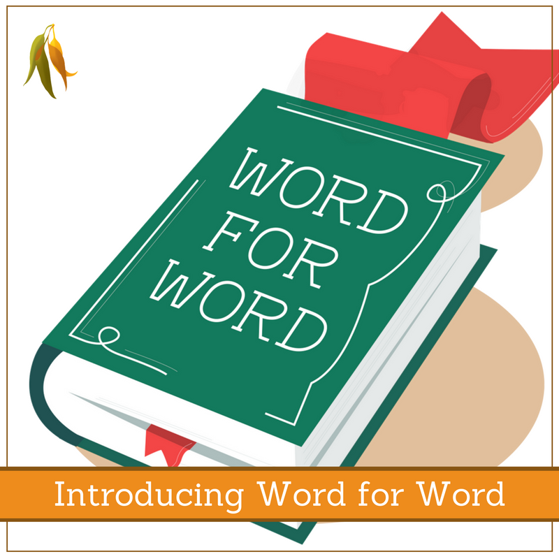 Introducing Word for Word podcast by Macquarie Dictionary