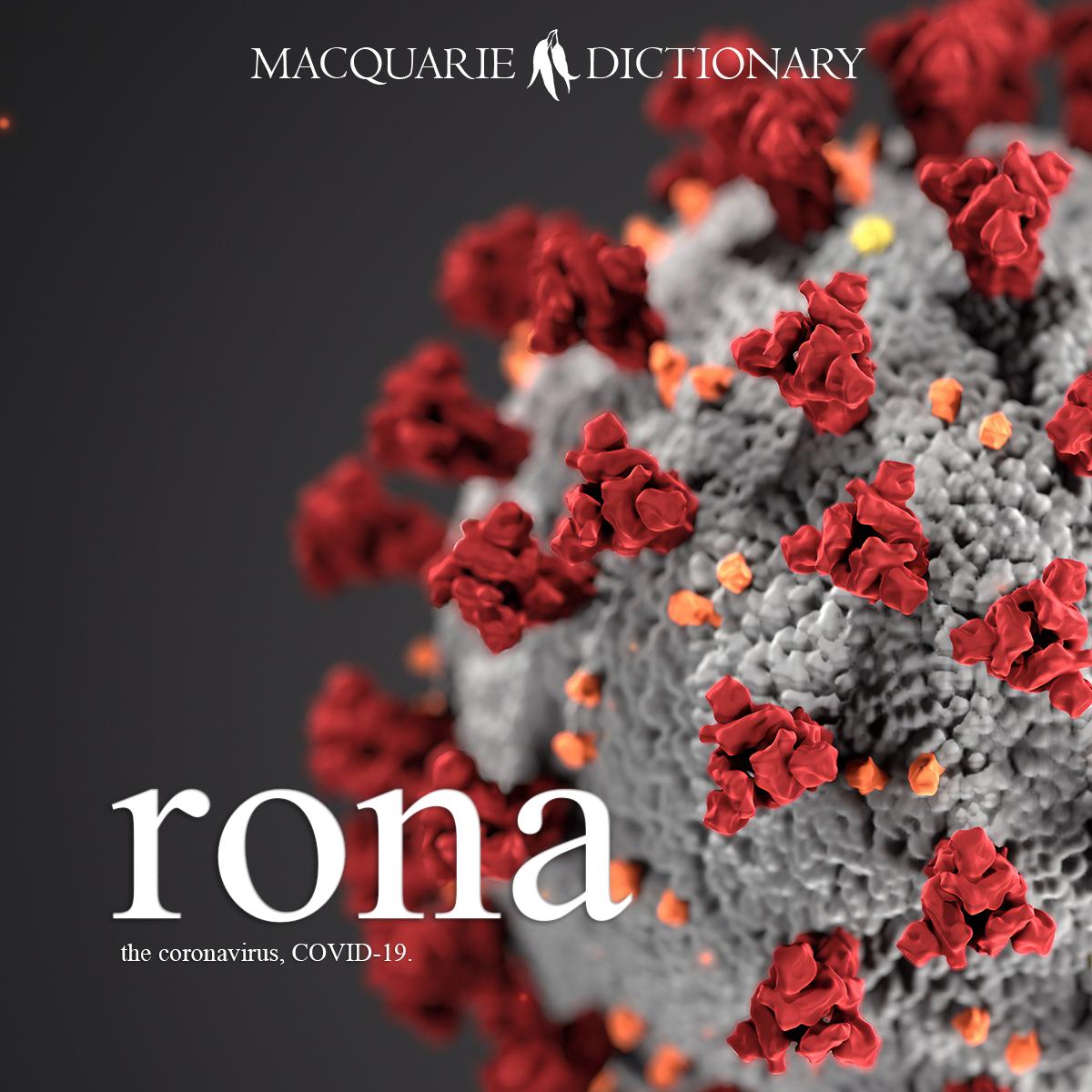 rona - COVID-19