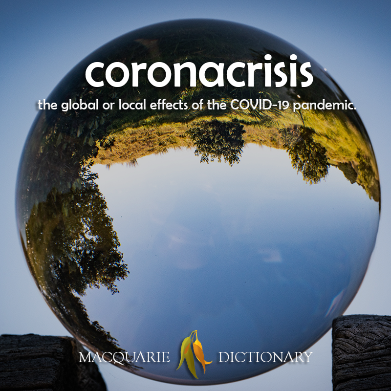 coronacrisis - the global or local effects of the COVID-19 pandemic