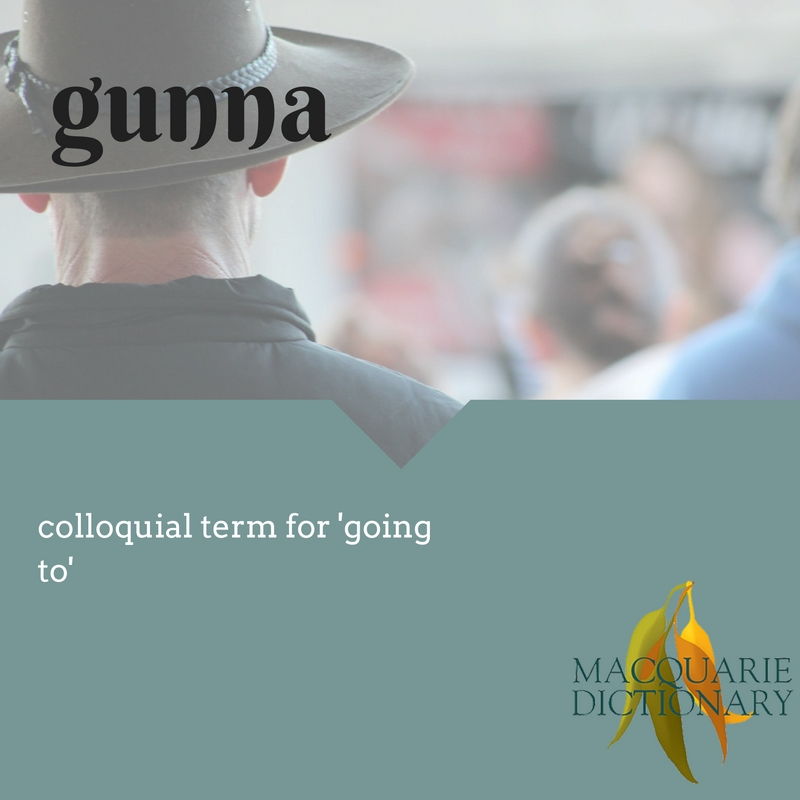 gunna - going to colloquialism
