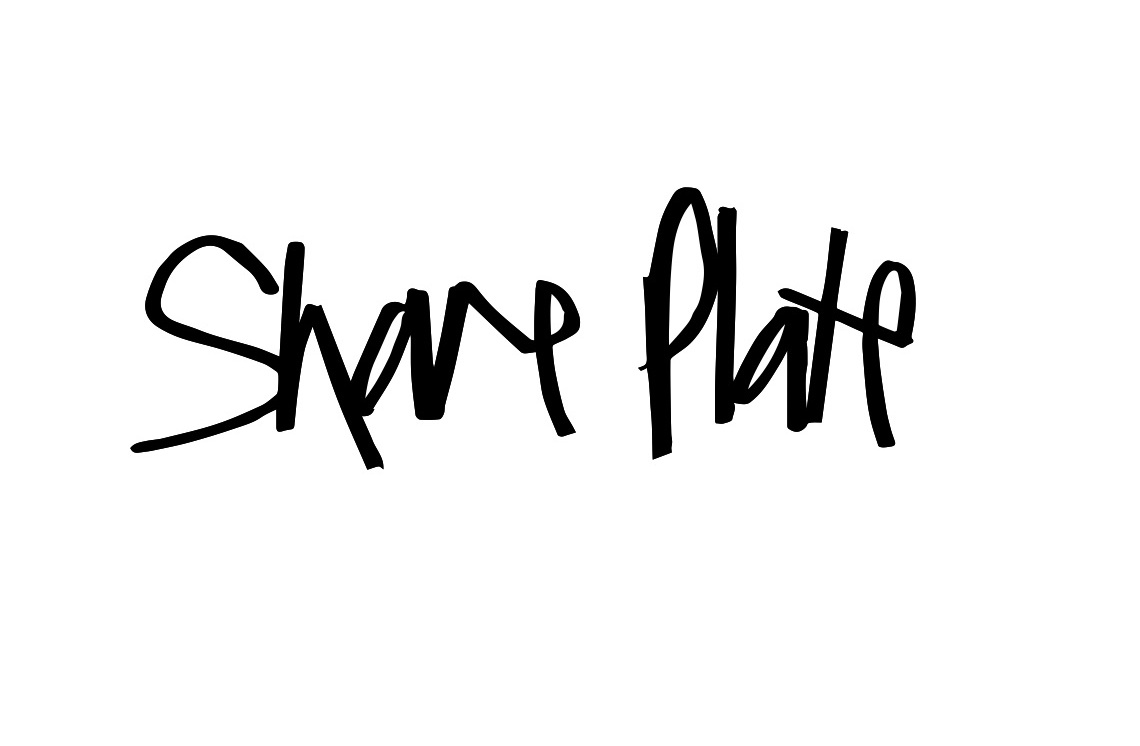 share plate